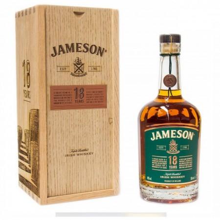 Whisky Jameson 18 ani 40 % - 700 ml