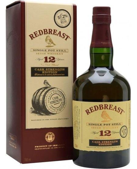Whisky Redbreast 12 Ani Cask Strength 700 ml