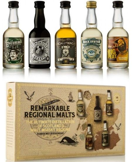 Whisky Remarkable Regional Malts 0.25L