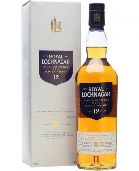 Whisky Royal Lochnagar 12 Ani 700 ml