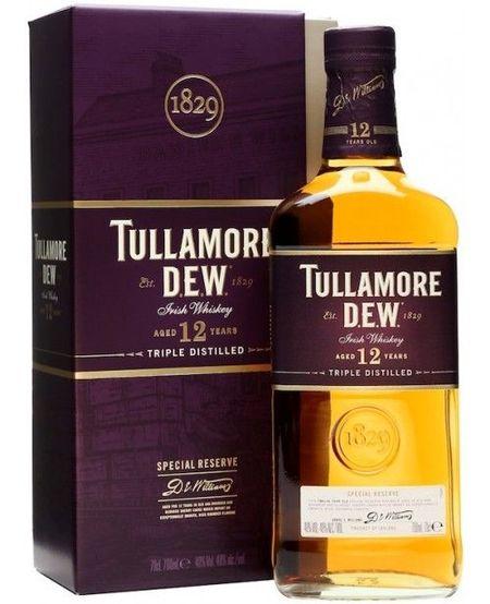 Whisky Tullamore DEW 12 Ani 0.7L