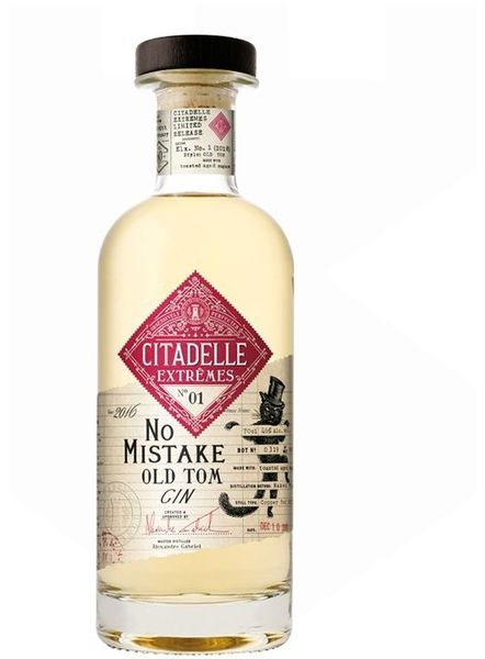 Citadelle No Mistake gin - 700 ml