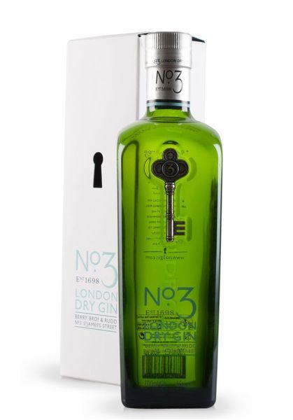 Gin No.3, London Dry Gin (0.7L)