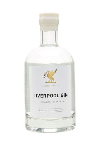 Liverpool Organic Gin - 700 ml