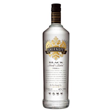 Smirnoff Black - 1000 ml