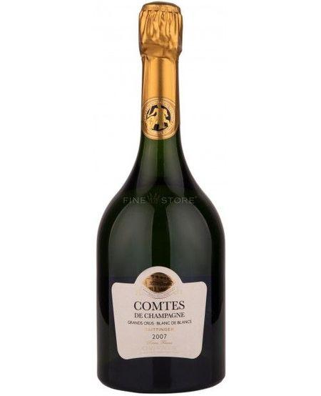 Taittinger Comtes de Champagne Blanc de Blancs Brut 2007 0.75L
