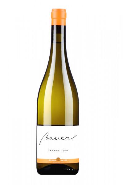 Vin alb Crama Bauer, BAUER O.R.A.N.G.E. , 750 ml