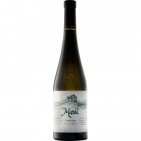 Vin Alb Jidvei Owners Choice Maria, Pinot Gris sec 750 ml