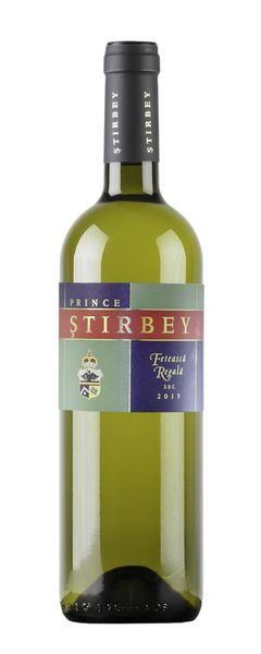 Vin alb Stirbey Feteasca Regala 13.5% - 750 ml