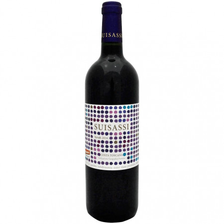 Vin Rosu Duemani Suisassi Costa Toscana IGP, 750 ml