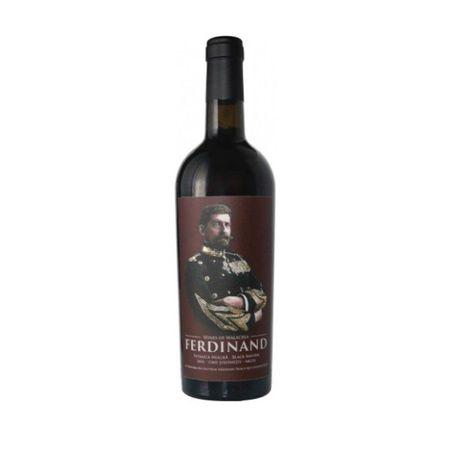 Vin rosu sec Ferdinand 15% - 750 ml