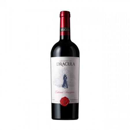 Vin rosu sec, Legend of Dracula Cabernet Sauvignon, 750 ml