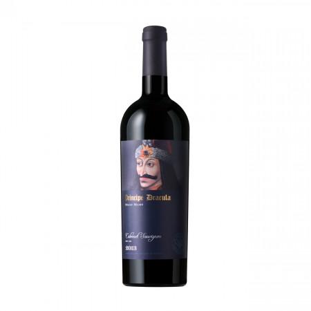 Vin rosu sec, Principe Dracula Cabernet Sauvignon, 750 ml