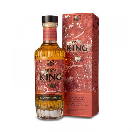 Wemyss Malts Spice King Box