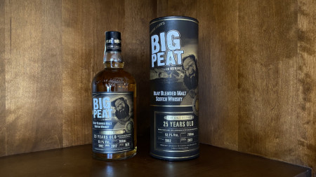 Whisky Big Peat 25 Year Old The Gold Edition 700 ml
