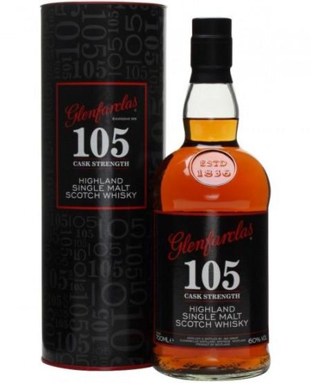 Whisky Glenfarclas 105 cask 1000 ml