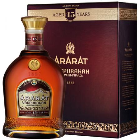 Dvin Ararat Vaspurakan 15 de ani 700 ml