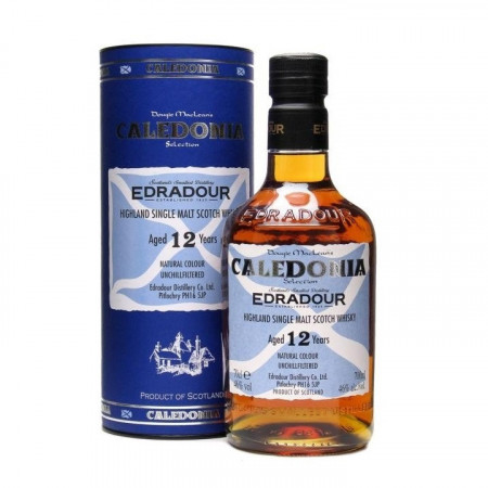 Edradour Caledonia 12