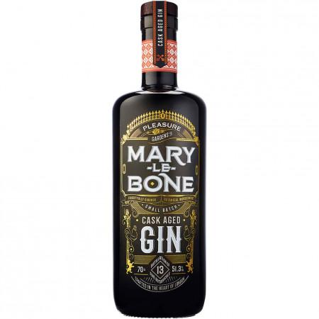 Gin Mary le Bone Cask Aged Gin 51.3%, 700 ml