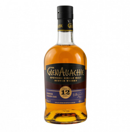 Glenallachie 12 yo French Oak