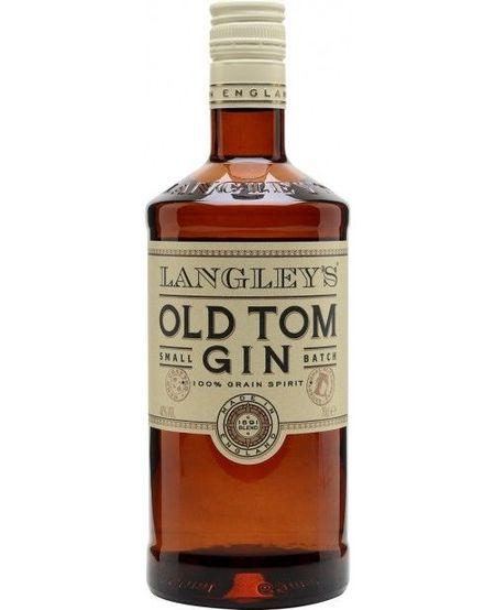 Langley's Old Tomgin - 700 ml