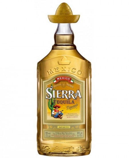 Tequila Sierra Gold - 700 ml