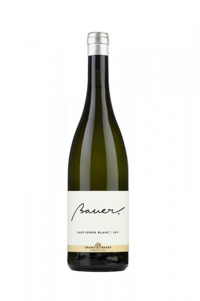 Vin alb Crama Bauer, R.A.W. 2017, 750 ml