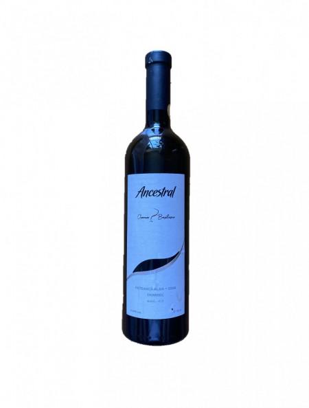 Vin alb demisec, Basilescu Ancestral, Feteasca Alba 2008, 750 ml