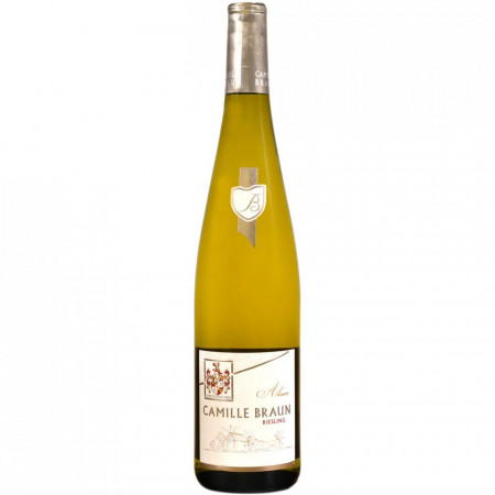 Vin alb Domanie Camille, Braun Riesling 750 ml