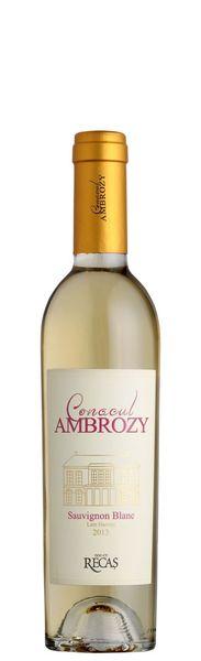 Vin alb dulce Conacul Ambrozy 13.5 % - 375 ml