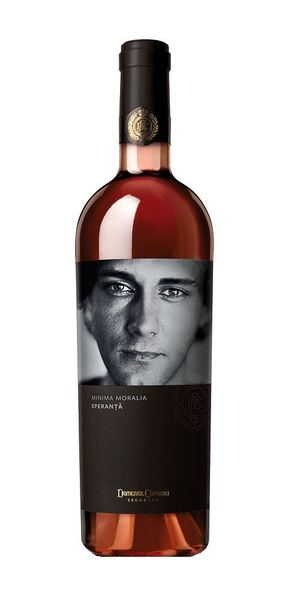 Vin Rose Minima Moralia Speranta 14% - , 750 ml