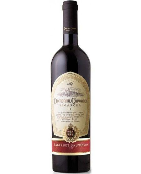 Vin rosu sec Segarcea Elite Cabernet Sauvignon - 13.5% - 750 ml