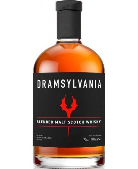 Whisky Dramsylvania Blended 700 ml