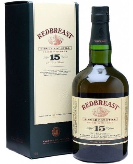 Whisky Redbreast 15 Ani 700 ml