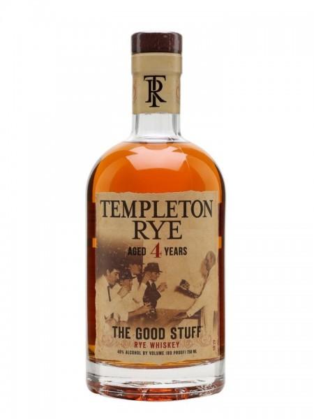 Whisky Templeton Rye 4 ani - 40 % - 700 ml