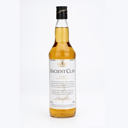 Ancient Clan Blend, By Tomatin, 40%, 700 ml
