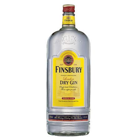 Finsbury dry gin 1000 ml