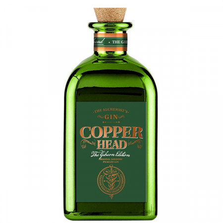 Gin Copperhead editia Gipson 500 ml