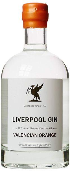 Liverpool Orange Gin - 700 ml