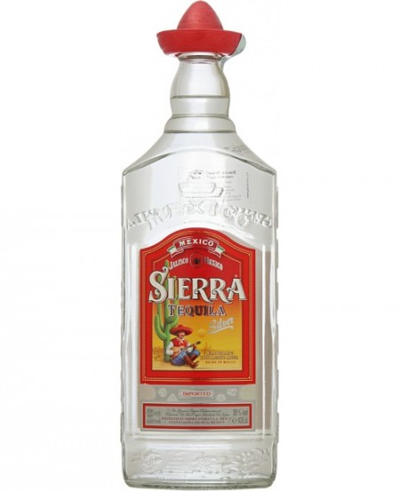 Tequila Sierra Silver - 700 ml