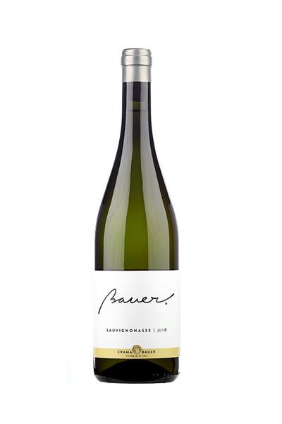 Vin alb Crama Bauer, SAUVIGNONASSE 2018, 750 ml