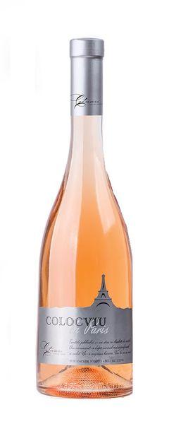 Vin rose Colocviu la Paris - Busuioaca de Bohotin - 750 ml