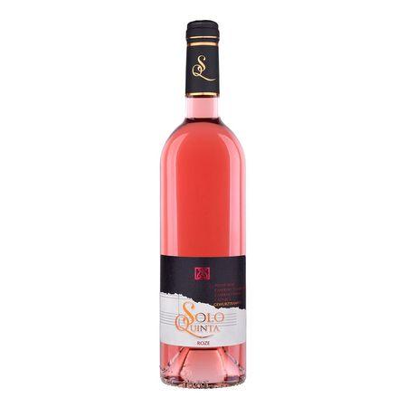 Vin rose Solo Quinta Rose RECAS 13.5% alcool - 750 ml