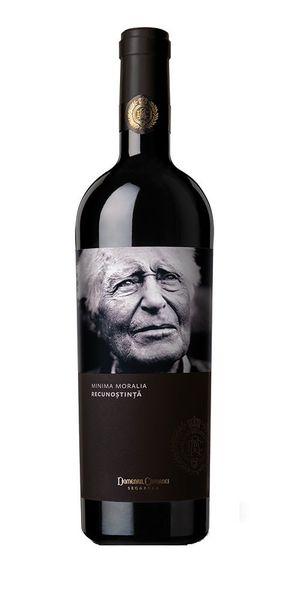 Vin rosu sec Domeniul Coroanei Minima Moralia Recunostinta - , 750 ml