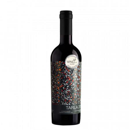 Vin rosu sec, Tarla 201, Feteasca Neagra si Cabernet Sauvignon 750 ml