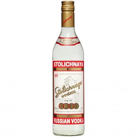 Vodka Stolichnaya, 40%, 700 ml