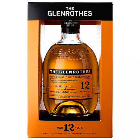 Whishy The Glenrothes 12 ani 700 ml