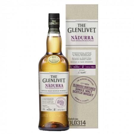 Whisky Glenlivet Nadurra Oloroso - 48 % - 1000 ml