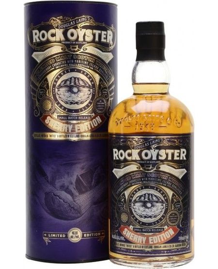Whisky Rock Oyster Sherry Edition 0.7L