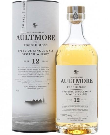 Whisky Single malt Aultmore Foggy Moss 12 ani - 700 ml